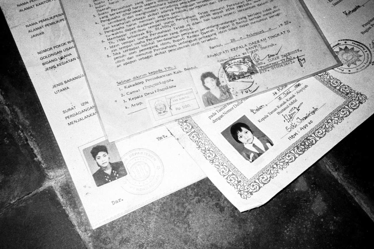 Nur Ayu's papers.