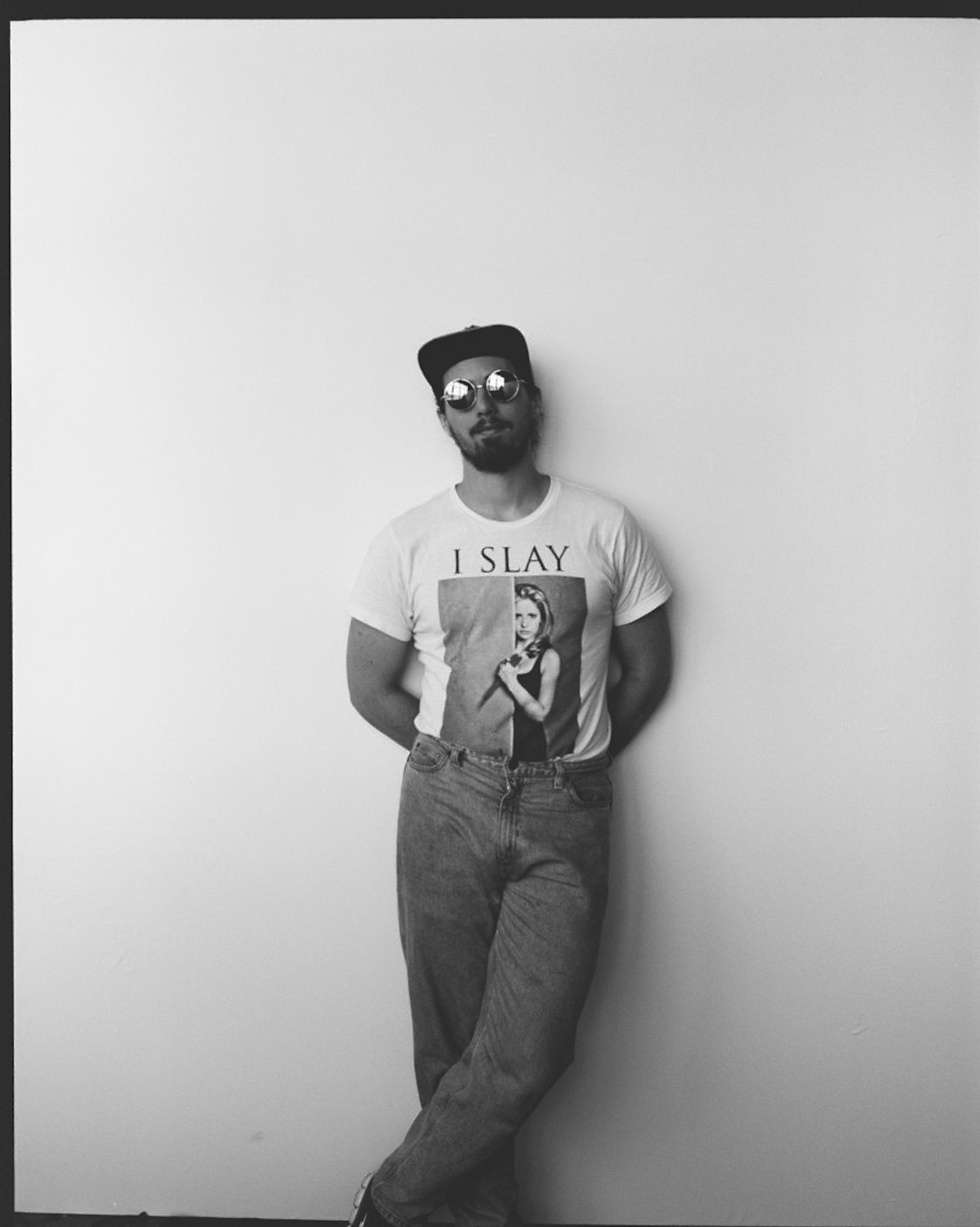 Grey Cohen. Photography Dan Martensen.
