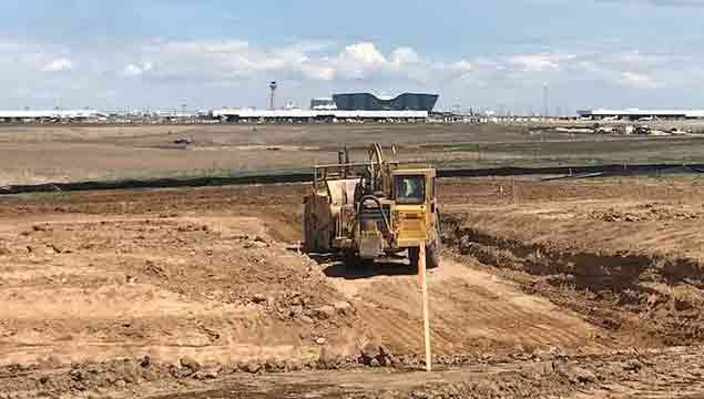 J.A. Green Breaks Ground On JAG Logistics Center At DIA - By Margaret Jackson -— May 1, 2019