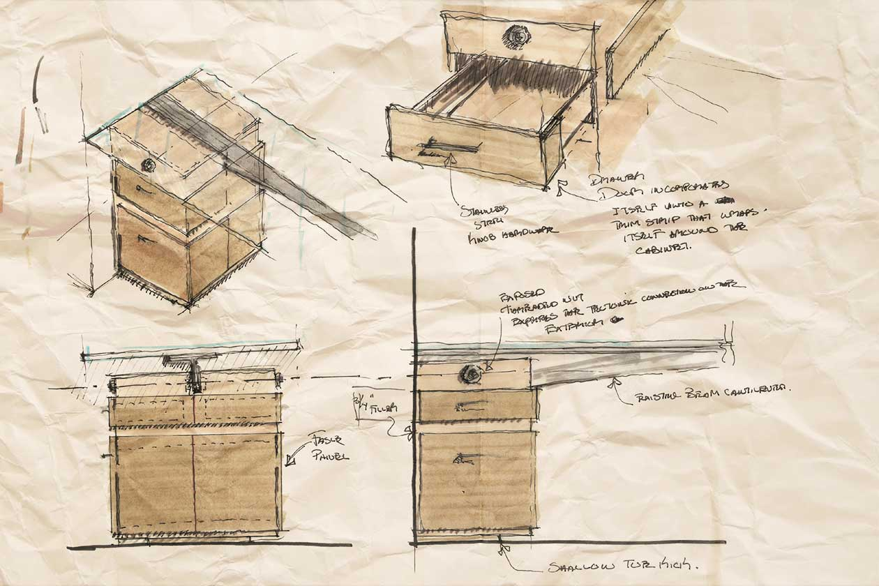 Idea Sketches