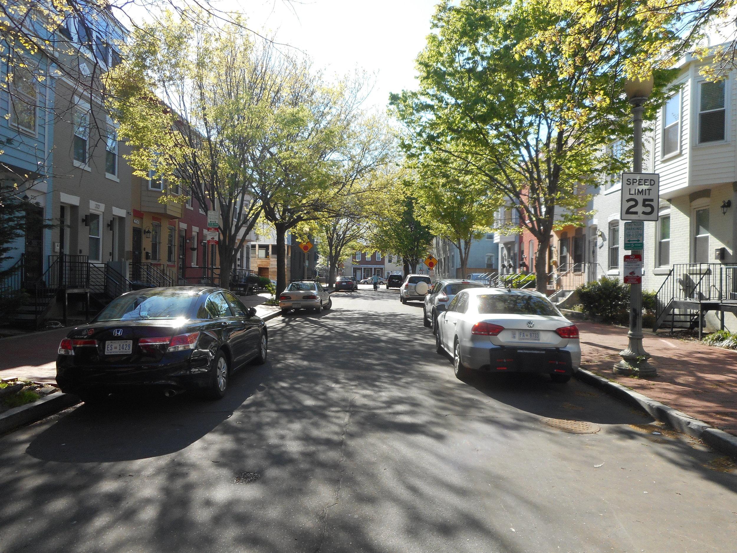 Bates Street