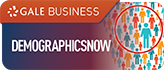 Connect with a wealth of highly detailed demographic data on more than 24 million U.S. businesses and 206 million consumers with  Gale: DemographicsNow.  Easily and rapidly produce a variety of both standard and custom reports to help make informed decisions.