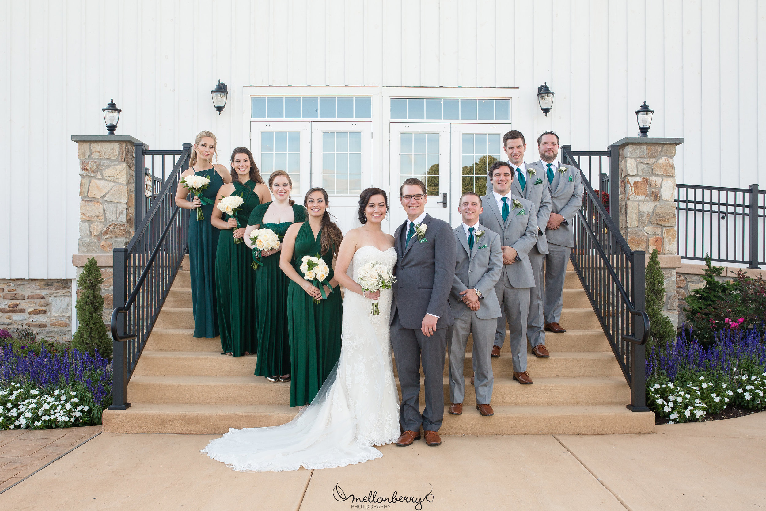 clair bridal party on steps.jpg