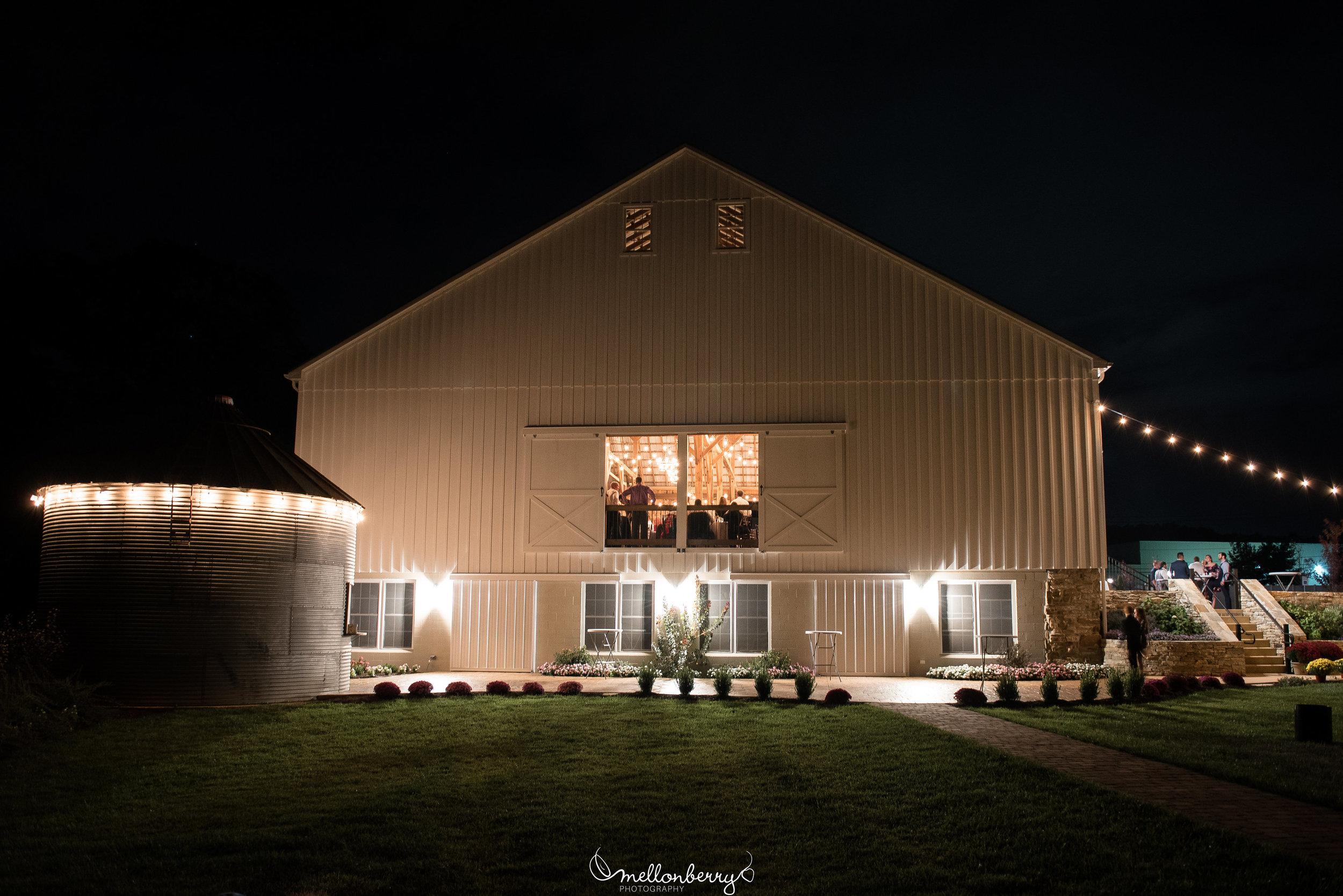 kevin and ashleig back of barn at night.jpg
