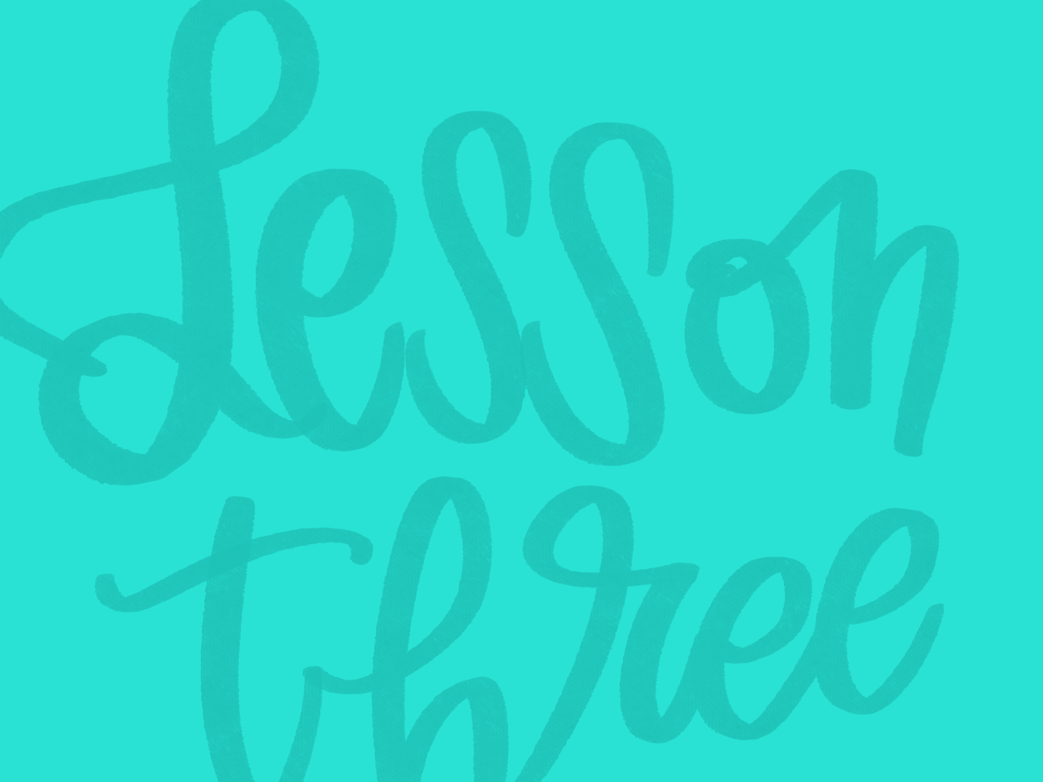 iPad Lettering for Beginners - E-course — Hand-Lettering For