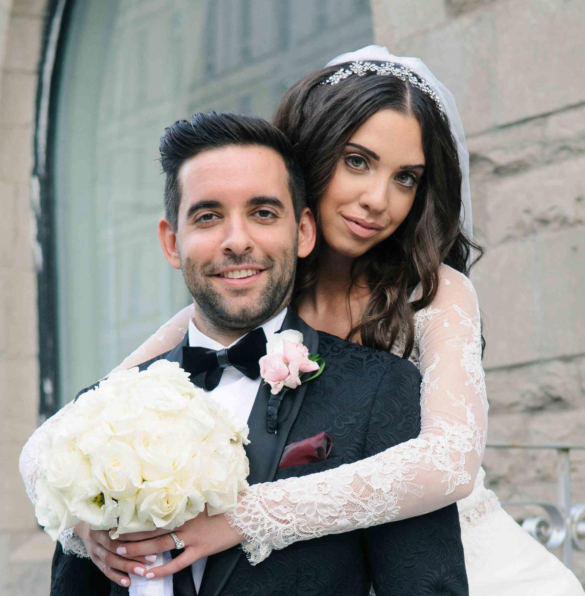 Stephanie & Adamo -