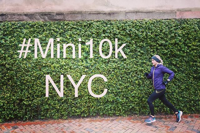 I am beyond excited to be a part of a stellar field of amazing women next week at the @nyrr Mini 10k, which will also be doubling as the @usatf 10k Championships! The @nyrr #Mini10k is one of the worlds greatest celebrations of women and running. Join me in Central Park on June 8th https://bit.ly/2FuWOqQ  #nyrr #Mini10k #NYC #amazingfield #teamucan #womenwhorun #runnergirl #centralpark #thebigapple #newyorkcity #run #speedytay @genucan