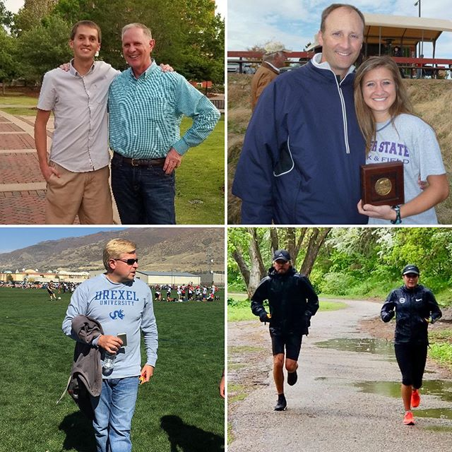 Happy Father's Day to all the dads out there! I am so fortunate to have many amazing fathers in my life! Thanks to all of you for all that you do! Love you! ❤️#fathersday #father #stepfather #fatherinlaw #husband #coach #grateful #dadsarethebest