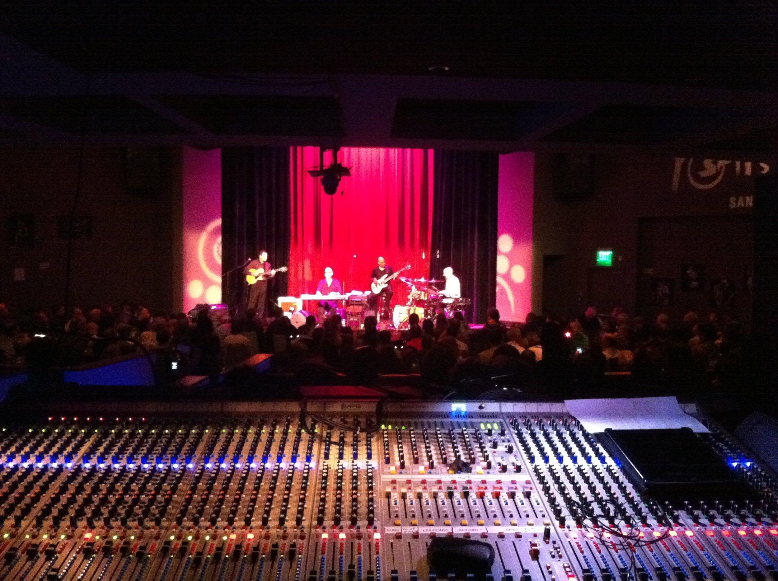 2012 Fall Vital Information Tour