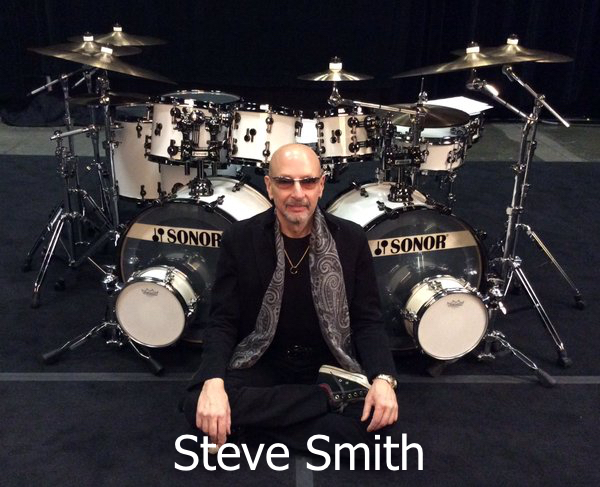 Steve Smith Tyler Soifer Audio engineer FOH engineer Tour manager