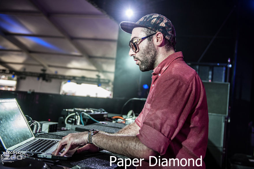 Paper Diamond Tyler Soifer Audio engineer FOH engineer Tour manager