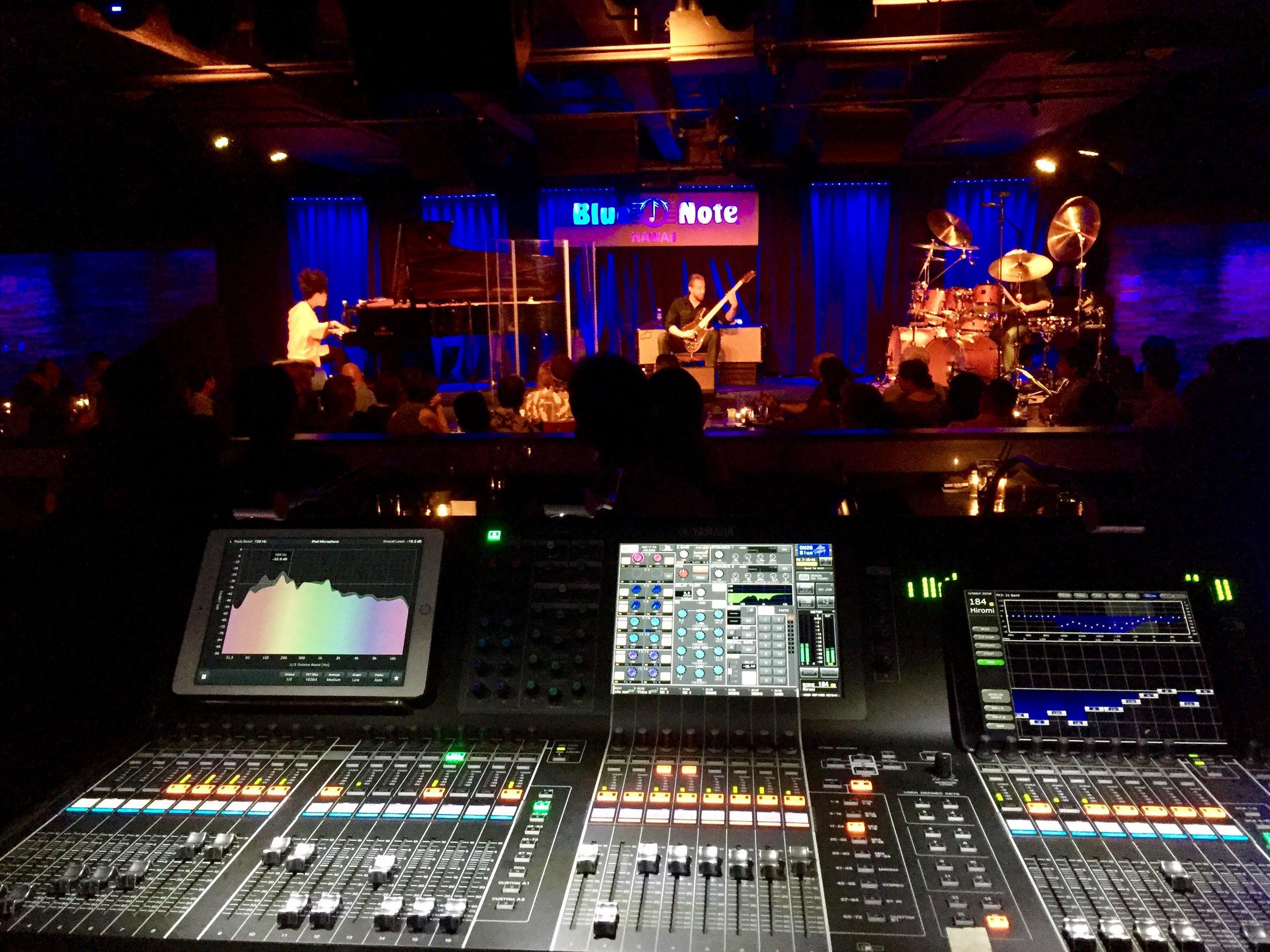 2017 Spring Hiromi Trio Project Tour