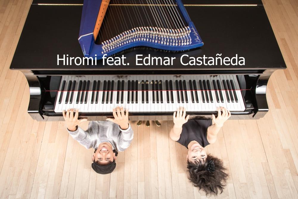 Hiromi feat. Edmar Castañeda Tyler Soifer Audio engineer FOH engineer Tour manager