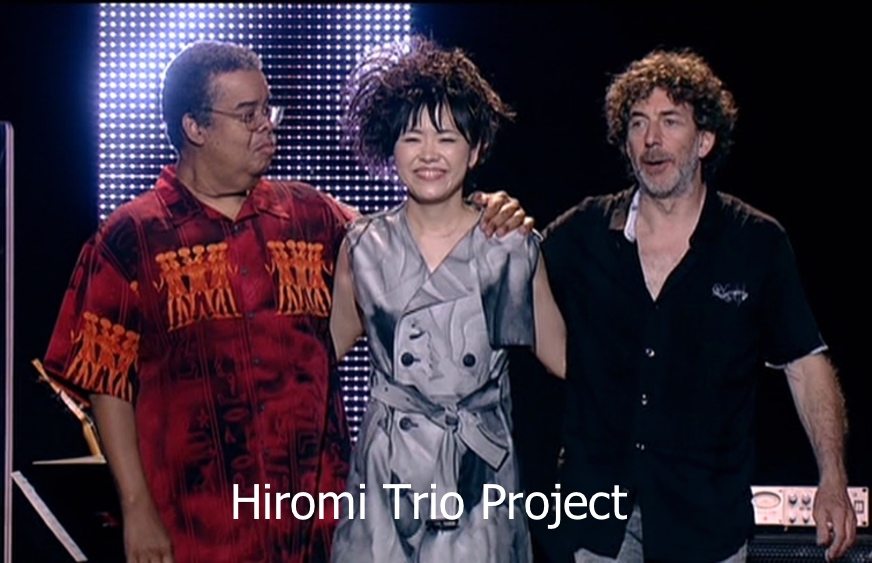Hiromi Trio Project Tyler Soifer Audio engineer FOH engineer Tour manager