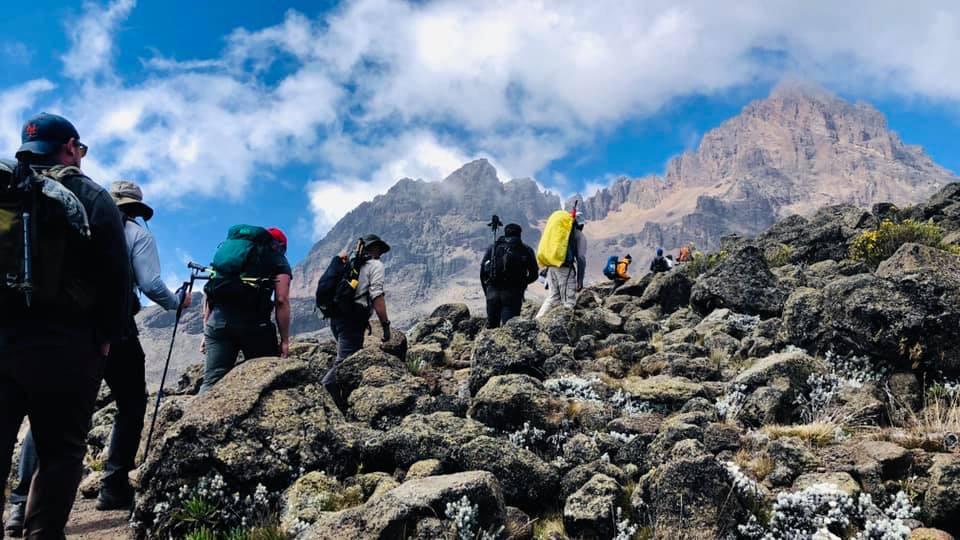 June 2019 - Mt. Kilimanjaro