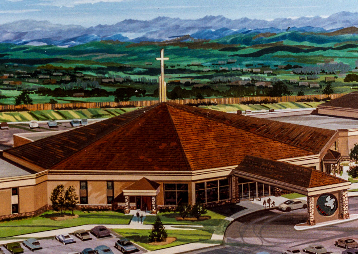Word of Life Christian Center. Lonetree, CO