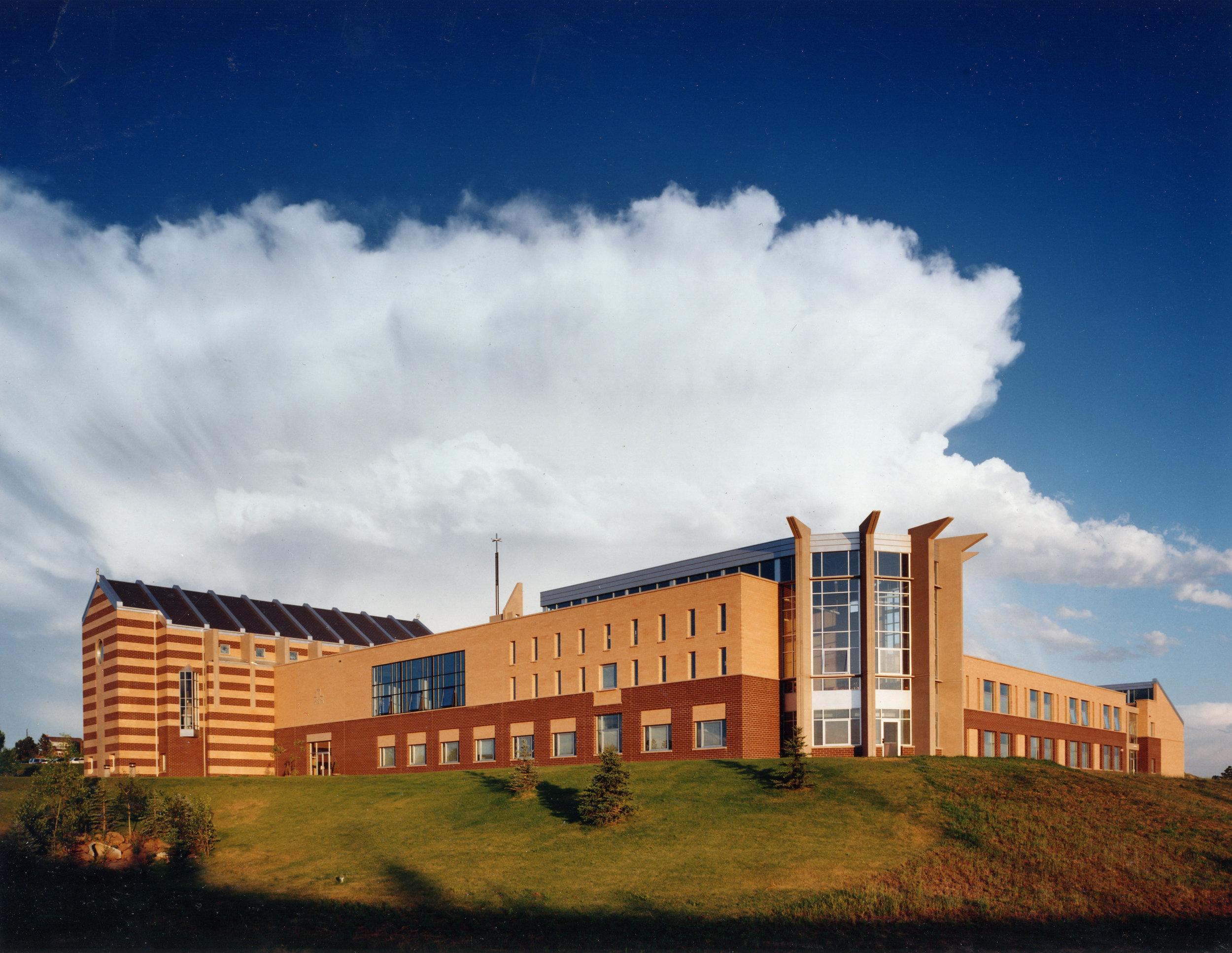 Regis Jesuit High School. Aurora, CO