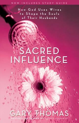- Marriage: Sacred Influence by Gary ThomasI read this book a few summers ago, on a road trip out west with my husband. It provides clear insight into how a wife can positively influence her husband in the way marriage intended her to- without the silent treatment, nagging, or other counter productive approaches. Find a deeper connection, encouragement and lasting impact within your relationship by simply reading this book and putting into action what it suggests.