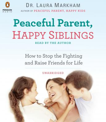 - Parenting: Peaceful Parent, Happy Siblings by Dr. Laura Markham After having our second daughter, it wasn't long before I was faced with the challenges of sibling arguments. This book provides practical scripts on what to say during those stressful conflicts between children, how to identify and acknowledge each child's feelings, and ways to successfully facilitate problem solving. While reading this, I found it helpful to share major points with my husband. Now,I keep this book on my nightstand for reference and encouragement!