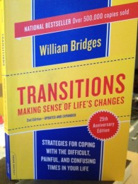 William Bridge's Classic Book on Managing Transition