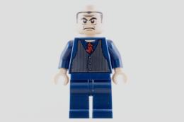 Angry Lego Man