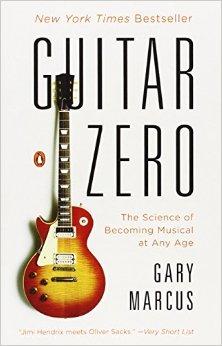Guitar Zero, Gary Marcus