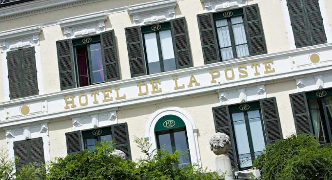 Hotel de La Poste.