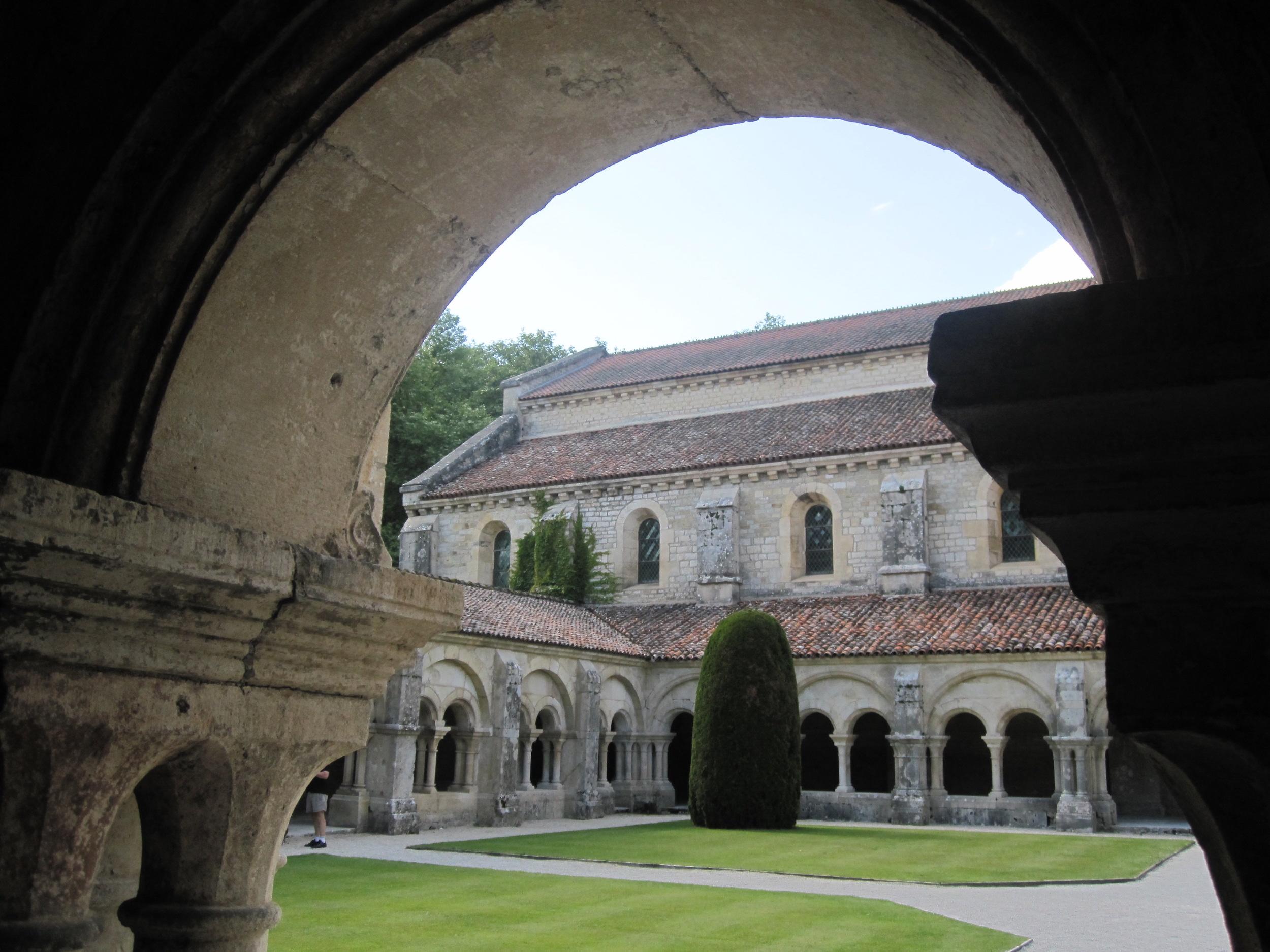 Abbaye de Fontenay.