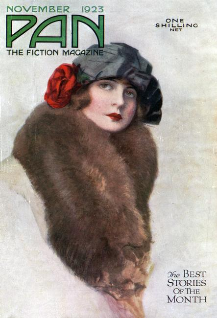 Pan, the fiction magazine, November 1923.    Photo Credit:   HIP / Art Resource, NY    Image Reference:   AR999508