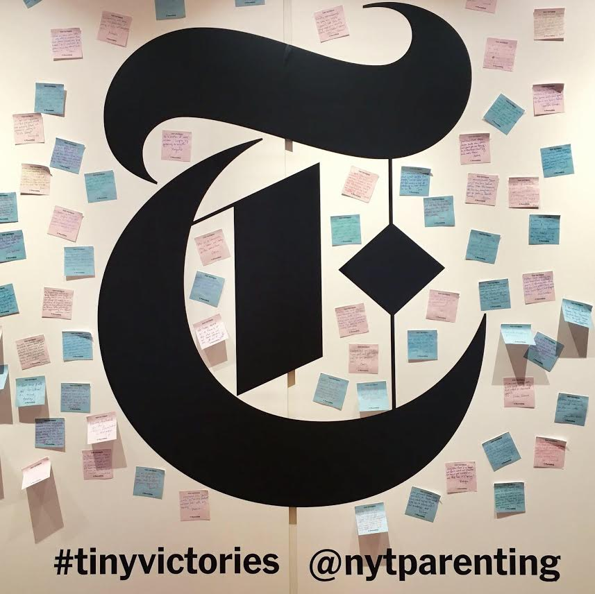 NYT Parenting Launch