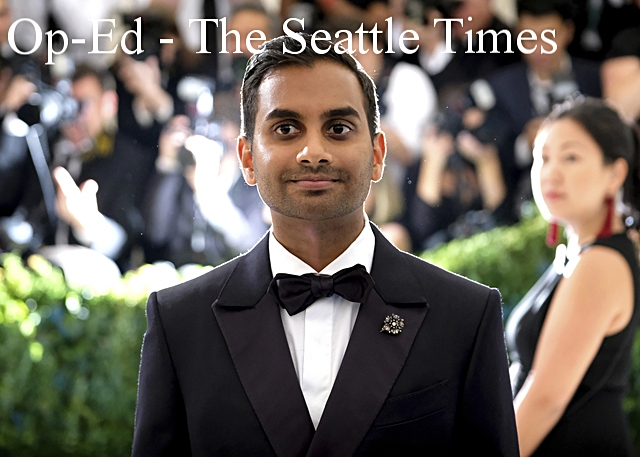Using our words. - The Aziz Ansari take-away: Talk about sex before having it.Dr. Schwartz discusses the oft-messy topic of consent in today's polarizing sexual climate in her new Seattle Times Op-Ed.-Go to The Seattle Times article-