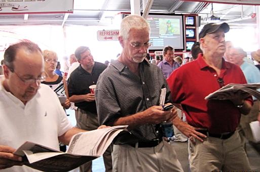 Joe Wall John Capece & Tom Sambola at SAR.jpg