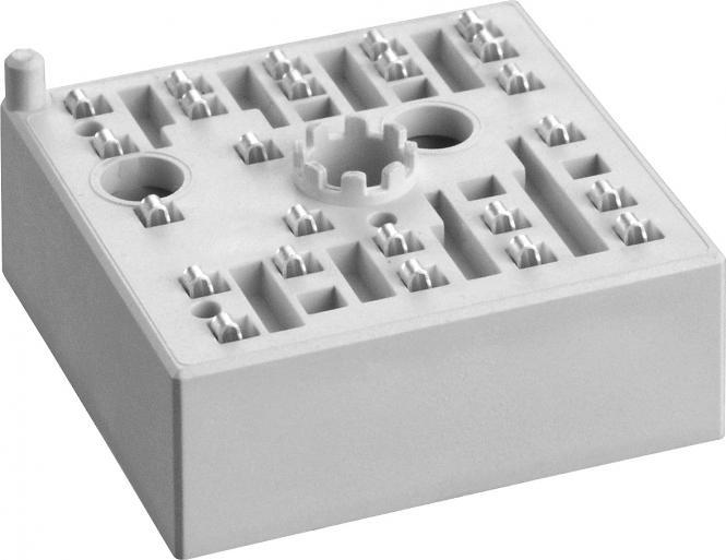 The chosen transistor bridge; Full SiC, MOSFET-based SKiiP 13ACM12V18 from Semikron