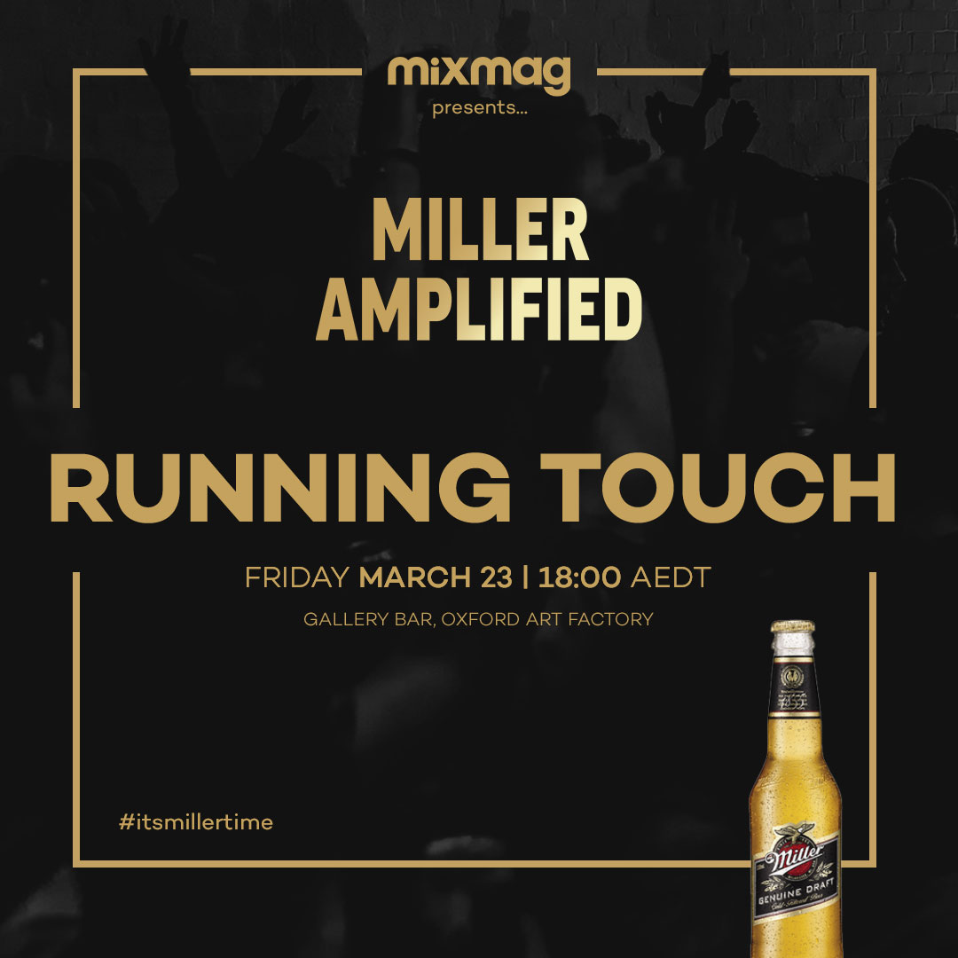 Miller Amplified Mixmag series - Running Touch.jpg