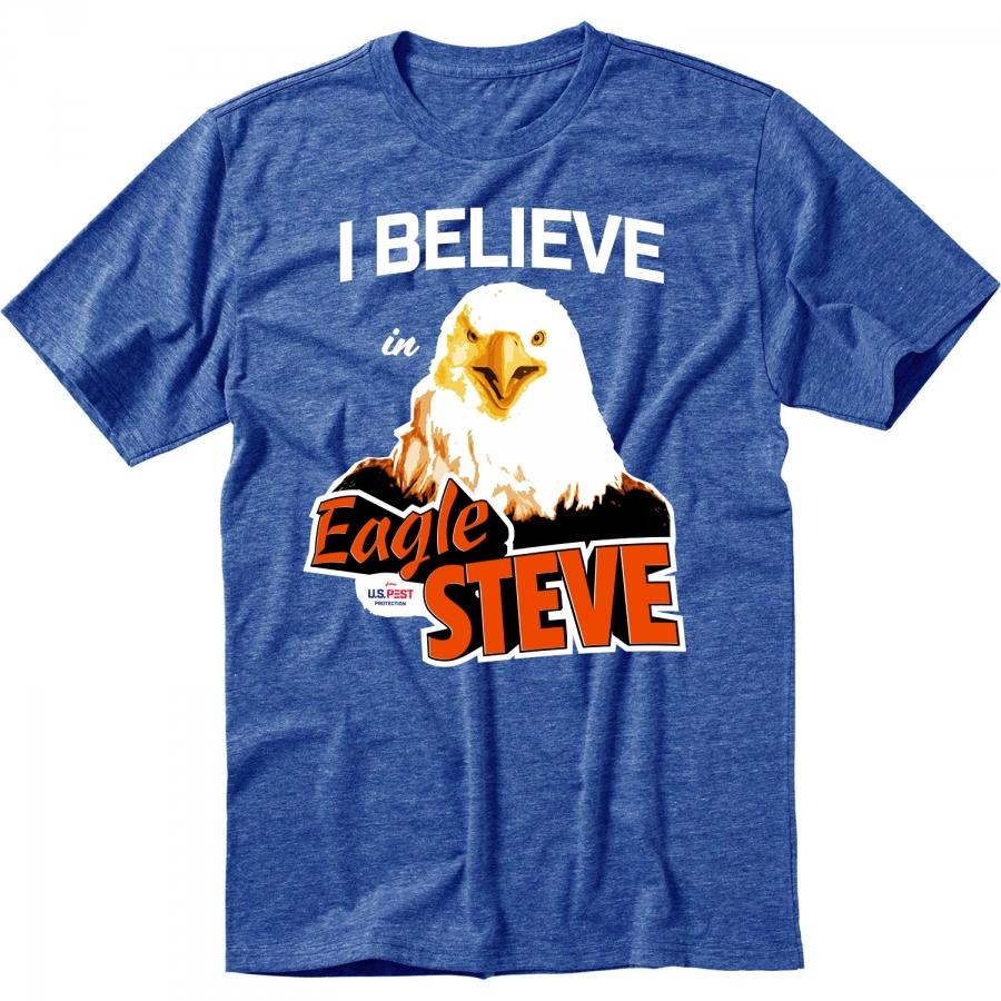 "bohan | U.S. Pest ""Eagle Steve"" T-Shirt"