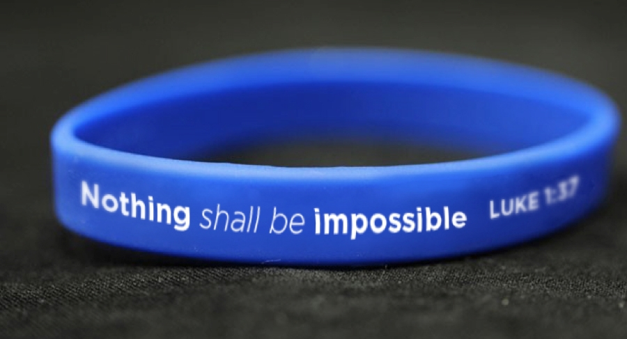 bohan | Saint Thomas Bracelet - Nothing shall be impossible