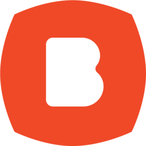 "bohan ""b"" icon logo- red"
