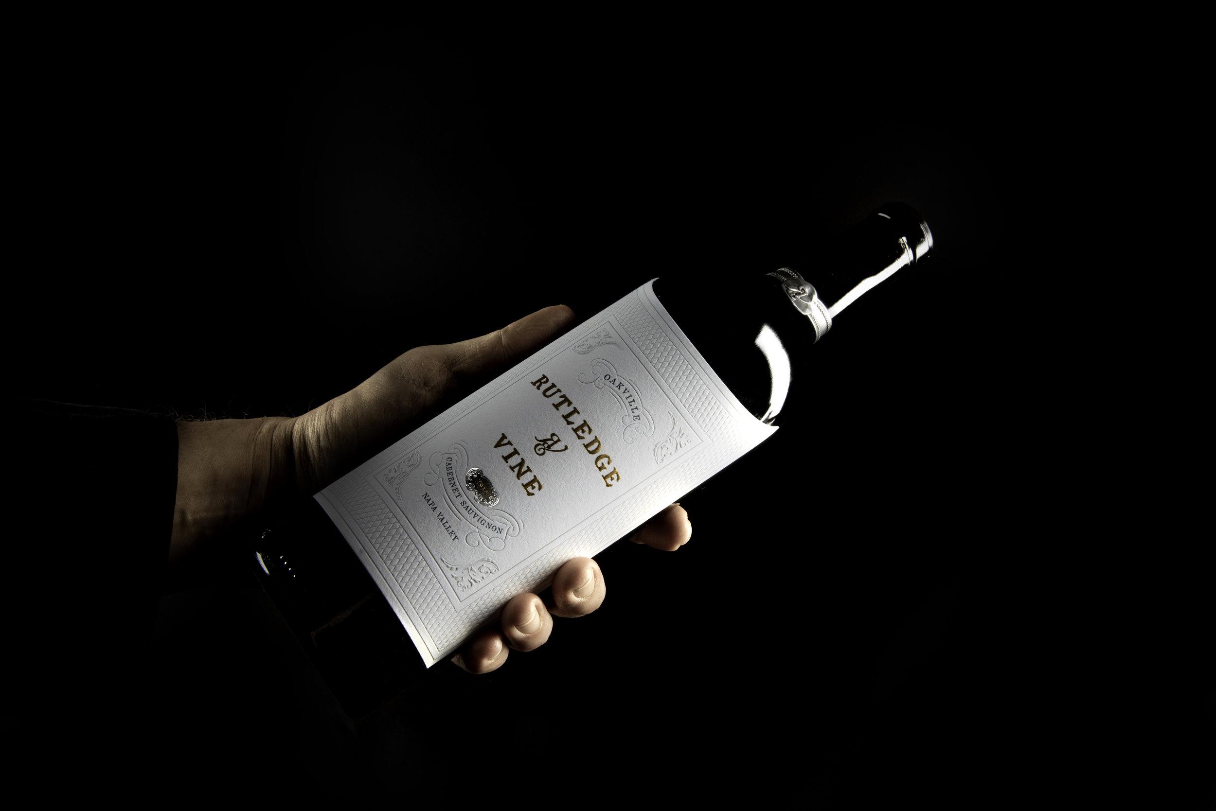 bohan | CPG | Rutledge &  Vine bottle