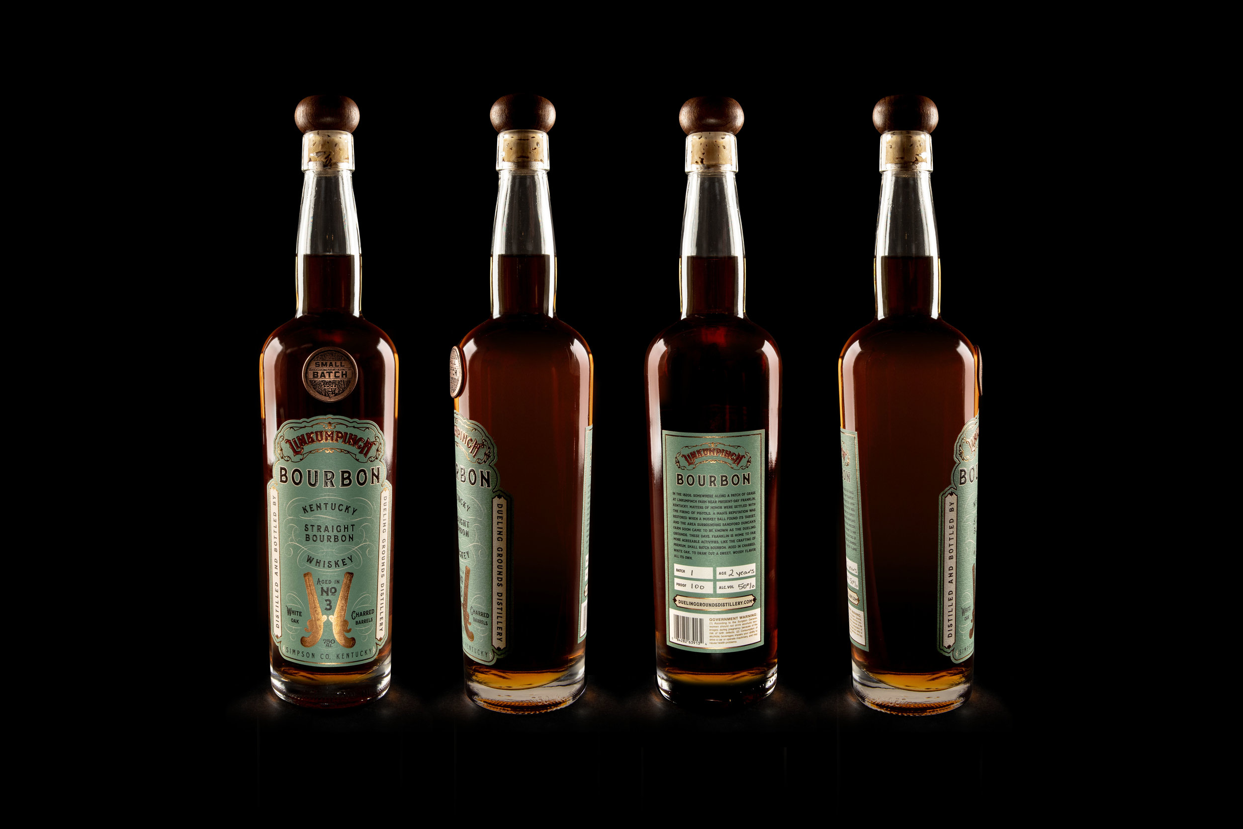 bohan  | CPG  | Dueling Grounds Bourbon