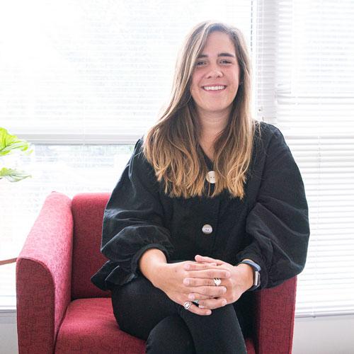 REbeccaSanders - Project Coordinator