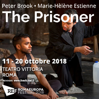 OCTOBER  I just finished a two week run of   The Prisoner   at the Teatro Vittoria in Rome. It was a fantastic way to finish the European tour of The Prisoner.