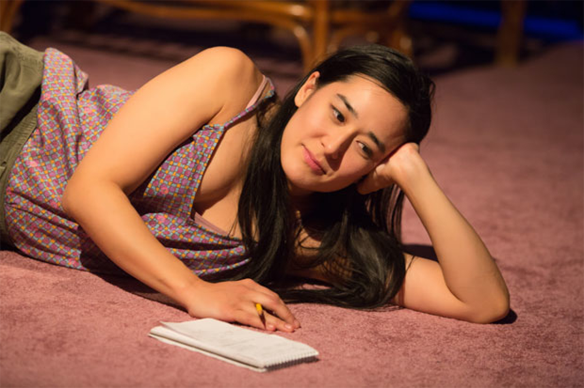 Today Is My Birthday , now running until December 23 at the New Ohio Theatre, stars Jennifer Ikeda (SS'17:  A Woman ). To purchase tickets, click  here .
