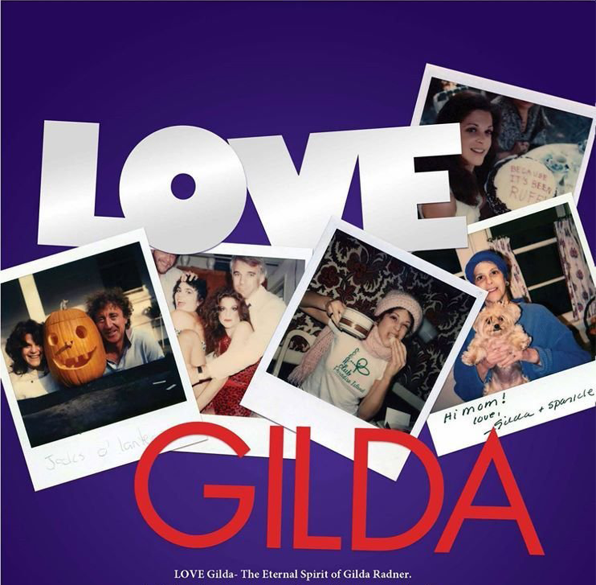 Love, Gilda  will open the Tribeca Film Festival on April 18th. The documentary was produced by alum Alan Zweibel (SS'10: Happy ; SS'17: Playing God ). To purchase tickets to the screening, click  here .