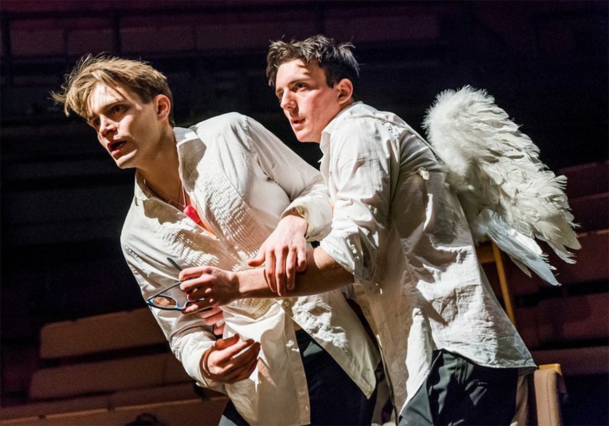 The Inheritance , a new play by Matthew Lopez (SS'15:  The Sentinels ),premieres this month at the Old Vic in London.