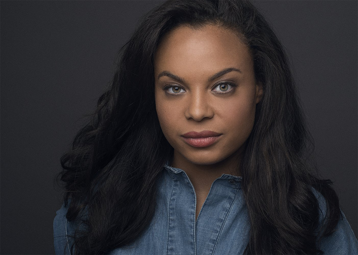 Tune in to watch Michelle Beck (SS'15:  The Sentinels ) in her recurring role on  Luke Cage  (Netflix).