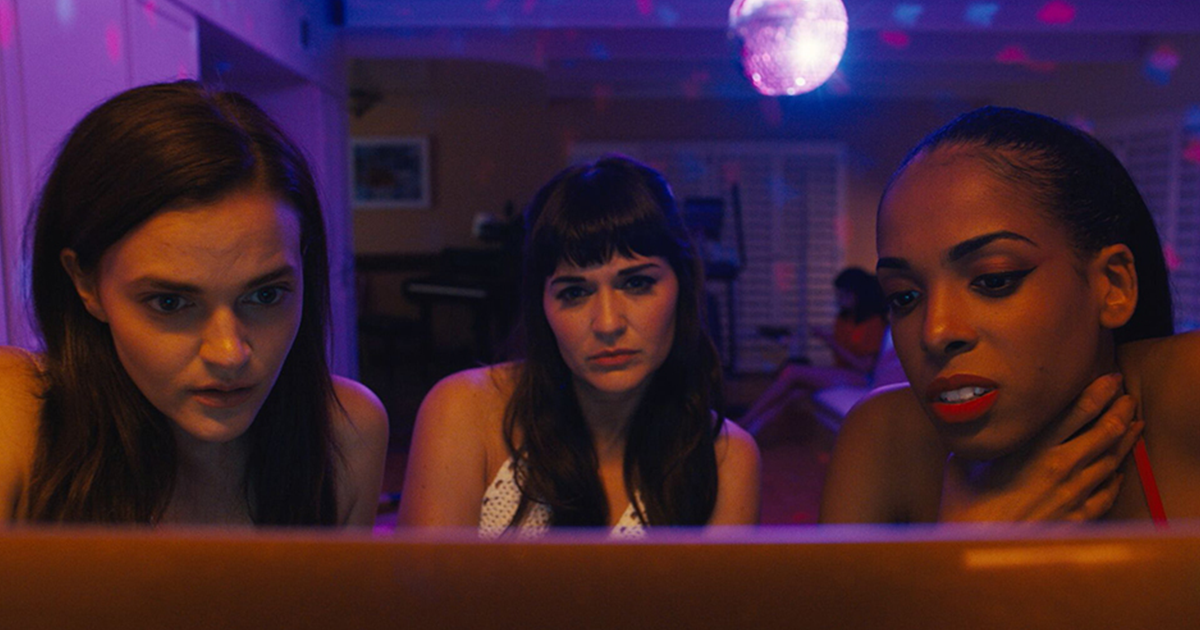 Tune in to watch  Cam , featuring alum Flora Diaz (SS'17:  Playing God ), now streaming on Netflix.