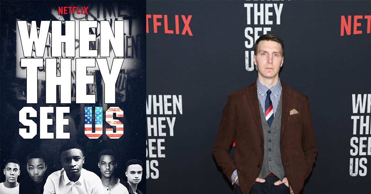 Check out alum Alex Breaux (SS'14:  The Sky and the Limit ) in the Netflix miniseries  When They See Us , directed by Ava DuVernay.