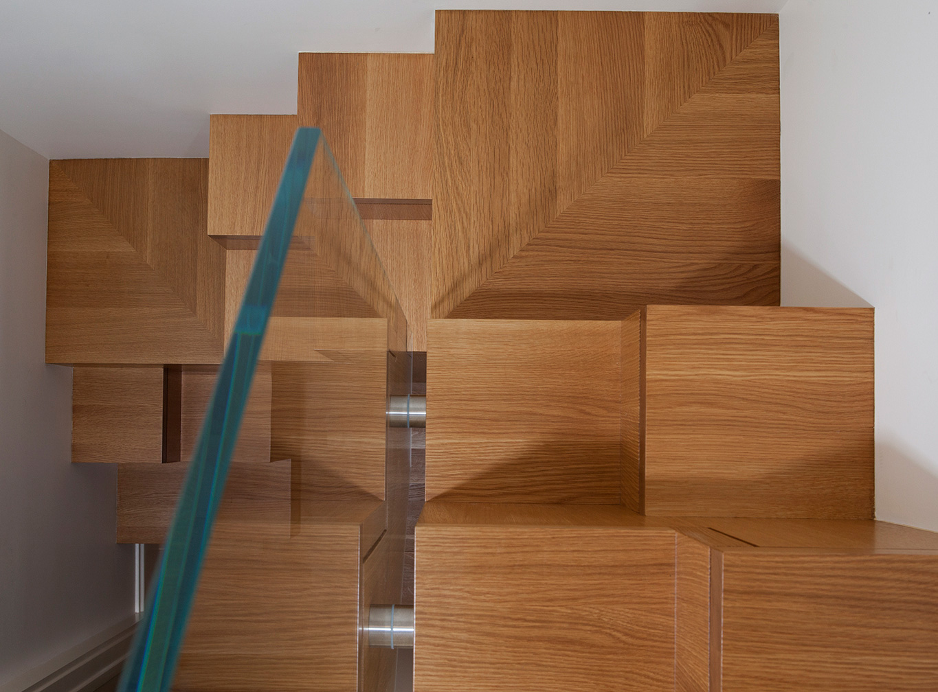 Monk Attic Stairs
