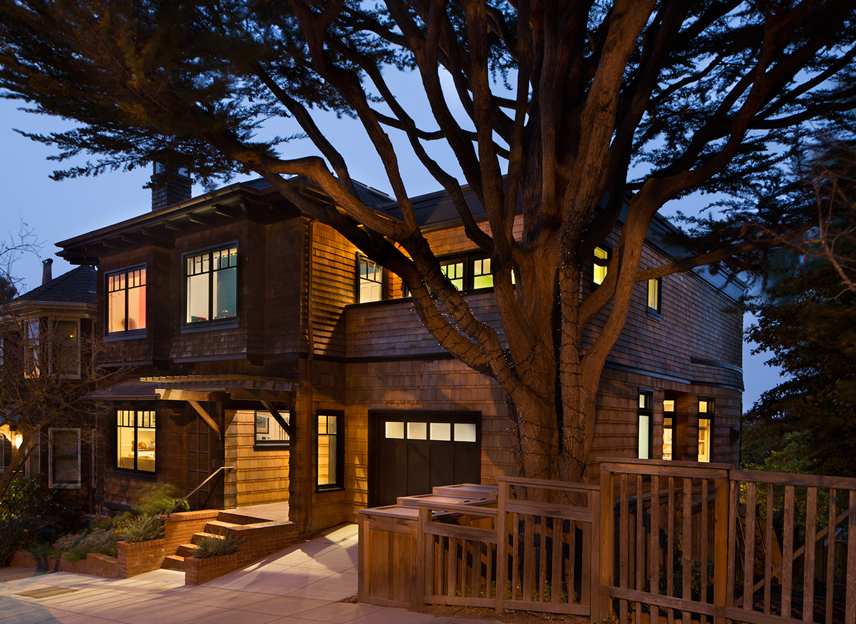 Cedar Shingle Exterior
