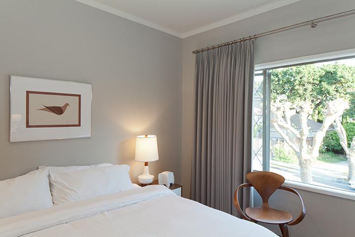 Mid-Century Modern Master Bedroom